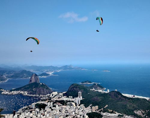 How to Fly in Rio - CSCVL