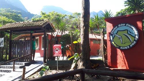 Sede do Clube São Conrado de Voo Livre