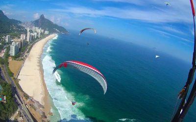 Normas para o voo em São Conrado – RJ