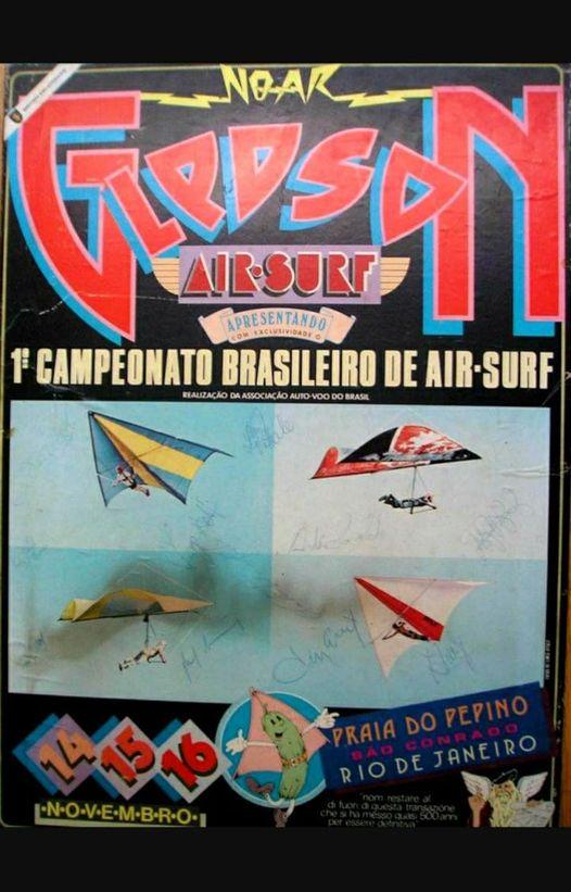 1º Campeonato Brasileiro de Voo Livre