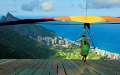 O voo livre no Brasil cresce, aparece e vence!