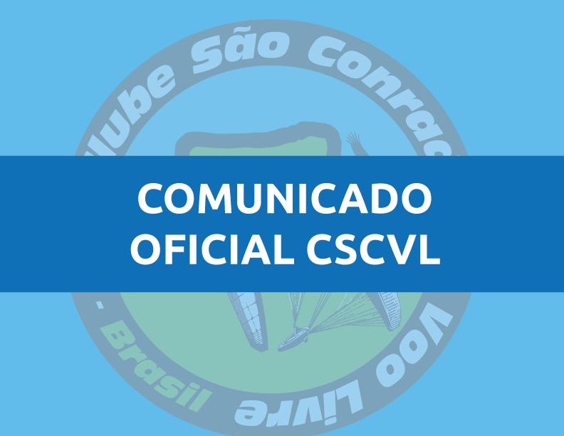 Comunicado Oficial CSCVL